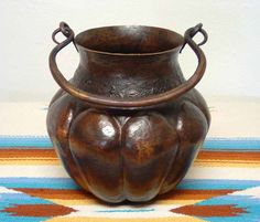 Copper Decorative Items Hand Hammered Natural Stone Accessories And Decor