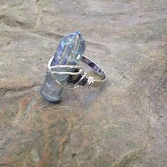 Hey, I found this really awesome Etsy listing at https://www.etsy.com/listing/249280581/crystal-ring-raw-crystal-ring-crystal