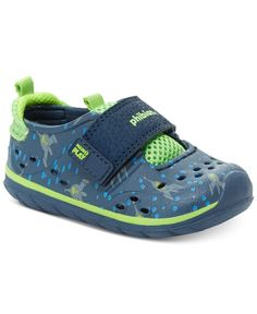 a96c6058ecc1 Stride Rite designed these adorable printed shoes with ventilation and  quick-dry properties