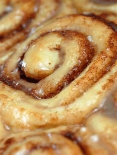 Absolutely Sinful Cinnamon Rolls [great for Christmas morning]