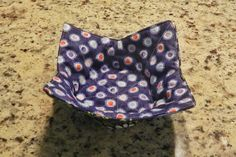Microwave bowl holder pattern. Making this in team fabrics for game day!
