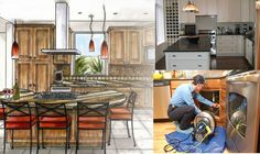 Kitchen remodeling is one of the more popular home renovation projects. A lot of homeowners like to remodel the kitchen in a recently acquired property, and others find they need to rethink their kitchen as their family grows