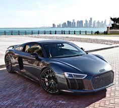Epic new Audi New Audi R8, Audi R8 V10 Plus, Audi Rs7, Audi Quattro, Supercars, Black Audi, Billionaire Lifestyle, Audi Sport, Amazing Cars