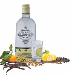 Sloane's dry Gin is now available in Spain. Ask for it!