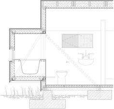 dezeen_Black-Rubber-Beach-House-by-Simon-Conder-Associates_13_1000.gif (1000×958)