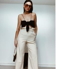 Zara, Jumpsuit, Pants, Dresses, Fashion, Overalls, Trouser Pants, Vestidos, Moda
