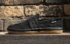 "http://SneakersCartel.com Stay Classy in the adidas Acapulco ""Black Suede"" #sneakers #shoes #kicks #jordan #lebron #nba #nike #adidas #reebok #airjordan #sneakerhead #fashion #sneakerscartel"