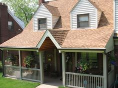 Deck And Porch Roof Design