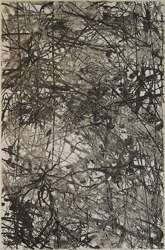 Bryan Nash Gill - Drypoint and chine colle