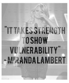I love me some Miranda and what a true statement!  I believe this to be accurate of men and woman.