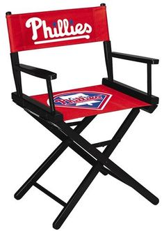 Philadelphia Phillies Director's Chair - Table Height