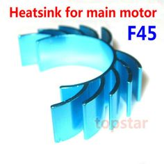 MJX F45 spare parts main motor heatsing cooling plate thermal sink