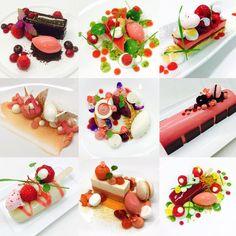 Some of my pink summer favorites!  #culinary #chefstalk #chefsofinstagram #dessert #dessertmasters #food #foodspotting #gastroart #gastronogram #instafood #pastry #pastrychef #patisseriechef #pastryart #pink #raspberry #wildchefs