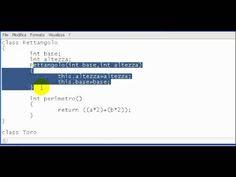 Tutorial 29 - Imparare Java - #Chiave #Costruttori #Imparare #Ital #Java #Linguaggio #Niktorthenat #Parole #Programma #Programmare #Programmazione #Realizzare #Scrivere #Software #Tutorial http://wp.me/p7r4xK-OQ