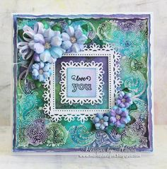 Bandana Bits Clear Stamps by Joy Clair