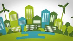 City Climate Leadership Awards (PBJS / Siemens / We were honoured to be asked to create the idents and nomination categories for this . Social Games, City Illustration, Motion Graphics, Game Design, Storytelling, Leadership, Cities, Buildings, Crushes