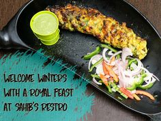 Welcome winters with a Royal Feast at #SahibsRestro. Address: FF-109, Safal Pegasus, 100 ft Road, Prahladnagar, Ahmedabad.  Contact Number: +918866884540 Timing: 12 PM to 3 PM and 7:30 PM to 12 AM. #Food #Restaurants #NonVeg #Mughlai #SeaFood #Biryani #CityShorAhmedabad