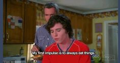 the middle axel heck - - Yahoo Image Search Results Funny Tv Quotes, Tv Show Quotes, Movie Quotes, Random Quotes, The Middle Tv Show, The Goldbergs, Funny Scenes, Best Tv, Movies And Tv Shows