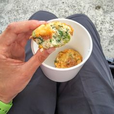 Breakfast Omelette Muffins for when you need breakfast on the go, a perfect finger food or simple snack Omelette Muffins, Breakfast Omelette, Dinner This Week, Breakfast On The Go, Easy Snacks, Finger Foods, Spice Things Up, Food Inspiration, Vegan Vegetarian