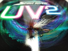 Royal Trude tied with Spirit River's UV2 peacock herl and calf tail.