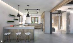 Kuchnia styl Nowoczesny - zdjęcie od BAGUA Pracownia Architektury Wnętrz - Kuchnia - Styl Nowoczesny - BAGUA Pracownia Architektury Wnętrz
