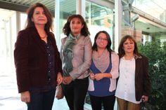 Gloria Camacho, Elizabeth Quiroz, Angélica Castro, Mónica Salinas.