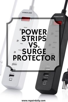 It is the responsibility of every homeowner to know the difference between power strips and surge protectors. These household devices are essential to keep the overall quality and safety of your electronics.