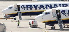 Ryanair posts quarterly loss but sees price pressure easing - EURONEWS #Ryanair
