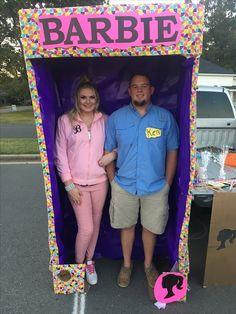Ken and Barbie costume