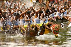 Nehru Trophy Boat Race Kerala, Sports with Most number of Participants in it.