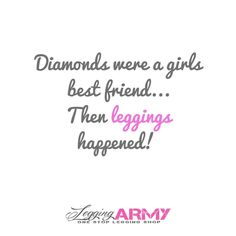 www.leggingarmy.com/#brandeenicole Buttery soft leggings are just $16 with FREE SHIPPING!!!