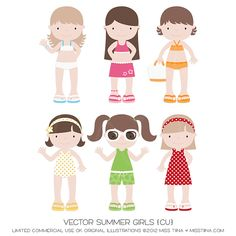 Summer - Girls ·CU·