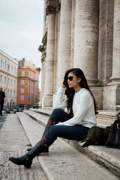 What to Wear while traveling in Italy in November- Visit Stylishlyme.com for more outfit inspiration and style tips @target @stylelist #TOMSforTarget