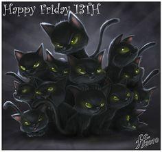 Happy Friday 13 th
