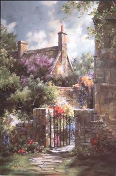 Chestnut Tree Cottage ~ Marty Bell