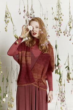 Breipatroon Damesvest Addi Knitting Needles, Color Crafts, Lang Yarns, Circular Needles, Diy Wreath, Yarn Colors, Color Patterns, Sweater Cardigan, Knitted Hats