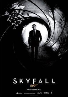 Skyfall Teaser Poster Italia 01