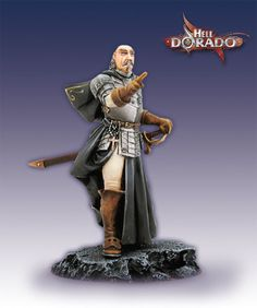 Hell Dorado Miniatures - Westerners: Vincenzo Maculano de Fiorenzuola  HD7013 in Toys & Hobbies, Games, Role Playing Games | eBay!