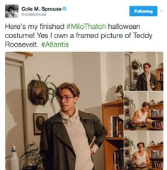 They take Halloween seriously. | 21 Reasons Dylan And Cole Sprouse Are The Total Package