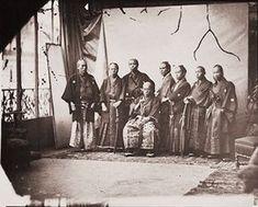 excite エキサイト : ブログ(blog) 「第一回遣欧使節団」1862年ナダール撮影