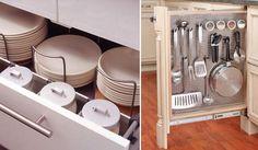 Kullanisli pratik mutfak tasarimlari