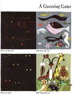 The Animal Fair: Vibrant Vintage Children's Illustration by Alice and Martin Provensen | Brain Pickings