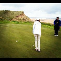 .@Ivanka Trump | Last round of #golf. Until next time #scotland!!! #trumpscotland | Webstagram