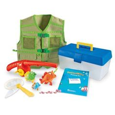 Learning Resources Pretend & Play Fishing Set - LER9055