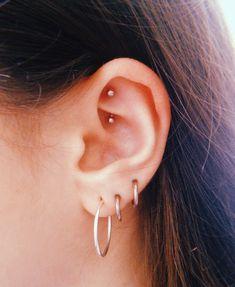 Piercing earrings tower ear - earrings # piercing # tower ear - # new - Piercin. - Piercing earrings tower ear – earrings # piercing # tower ear – # new – Piercing earrings to - Ohrknorpel Piercing, Ear Piercings Conch, Ear Peircings, Cute Ear Piercings, Rook Piercing Jewelry, Bellybutton Piercings, Body Piercings, Tongue Piercings, Ear Piercings Industrial