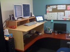 Geekman's World: Standing Desk