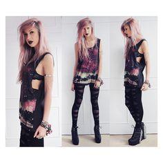 Amy Valentine LOOKBOOK.nu ❤ liked on Polyvore