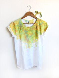 soft tie dye/rave trend
