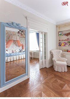 Дизайн интерьера детской в ЖК «Дом на Давыдковской»  http://www.ok-interiordesign.ru/ph35_design-kvartir.php