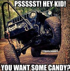 Creep Jeep